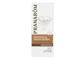 Meditatie en Heilige geuren - Pranarôm